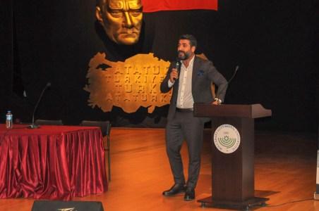 DSC 0041 - BAİBÜ'de Girişimcilik Zirvesi...