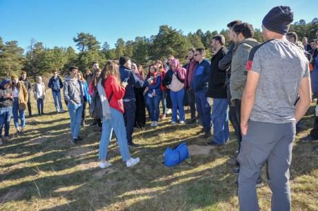 DSC 0134 - Üniversitemiz Öğrenci Toplulukları Aladağlar'da Buluştu.