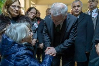 DSC01071 - Prof. Dr. Erol Özden, Sevenlerinin Dualarıyla Son Yolculuğuna Uğurlandı