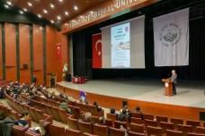 DSC02271 - Üniversitemizde Türkiye'nin Yerel Buğdaylarının Ele Alındığı Sempozyum Düzenleniyor