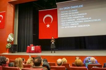 DSC02456 - Üniversitemizde Türkiye'nin Yerel Buğdaylarının Ele Alındığı Sempozyum Düzenleniyor