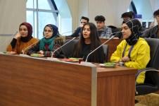 DSC 0329 - Çorum Sungurlu Fen Lisesi Öğrencileri Üniversitemizin Konuğu Oldu