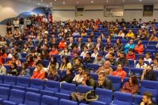 DSC 0525 - Şampiyon Sporcular Deneyimlerini BESYO Öğrencileri ile Paylaştılar