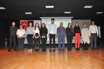 DSC 0925 - Vatan Şairimiz Mehmet Akif Ersoy, Vefatının 82'nci Yıl Dönümünde Üniversitemizde Anıldı