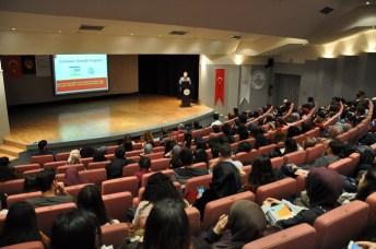 DSC 0934 - Erasmus Koordinatörlüğü Gençlik Projelerini Tanıttı