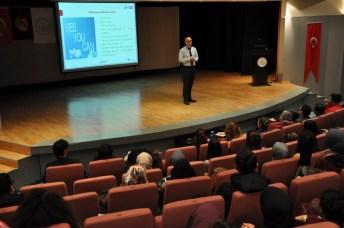 DSC 1010 - Erasmus Koordinatörlüğü Gençlik Projelerini Tanıttı