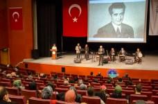 DSC 1288 - Muzaffer Sarısözen, Vefatının 54. Yıl Dönümünde Üniversitemizde Anıldı