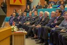 21 - İzzet Baysal Vefatının 19. Yıldönümünde Üniversitemizde Düzenlenen Törenle Anıldı