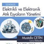 Atıkesyayönetimiafiş 150x150 - Elektrikli ve Elektronik Atık Eşyaların Yönetimi / Seminer