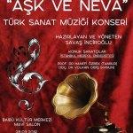 BAİBÜ AşkveNeva - Aşk ve Neva / Türk Sanat Müziği Konseri