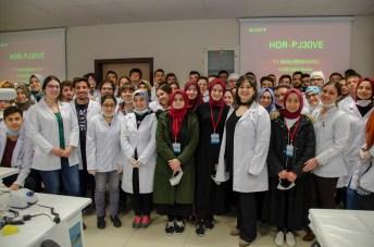 DSC 4761 - Bolu Abant İzzet Baysal Üniversitesi'nden Başarılı Lise Öğrencilerinin Meslek Hayallerine Önemli Katkı...