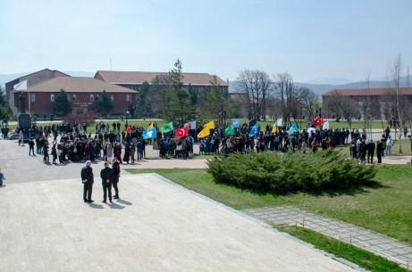 DSC 5289 - Bolu Abant İzzet Baysal Üniversitesi'nde Nevruz Programı Düzenlendi