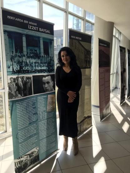 IMG 20190306 WA0000 - İzzet Baysal Vefatının 19. Yıldönümünde Üniversitemizde Düzenlenen Törenle Anıldı