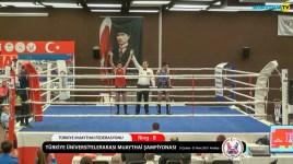 muay thai 3 - Üniversitemiz İki Türkiye Şampiyonası'ndan Ödüllerle Döndü