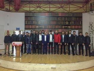 14 - Mevzumuz İlim Gayemiz Bilim Projesi ile İnsansız Kara Aracı Tasarlayarak Cumhurbaşkanlığından Davet Aldılar