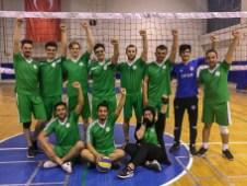 3 3 - Gerede MYO Voleybol Takımı Şampiyonluk Yolunda