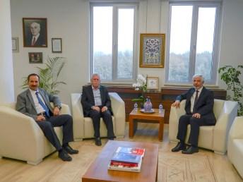 DSCN0254 - Bakırçay Üniversitesinden BAİBÜ'ye Ziyaret