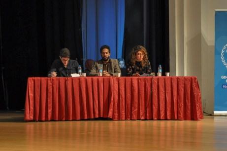 DSC 0169 - MARSA Projesi Kapsamında Mülteciler Konusu Uluslararası Panelde Konuşuldu