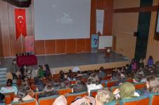 DSC 1499 - 15. Akbank Kısa Film Festivali Ödüllü Filmleri, BAİBÜ'lü Sinemaseverlerle Buluştu