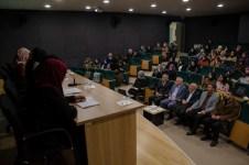 DSC 7329 - AKİMER'de 'Fuat Sezgin' Paneli