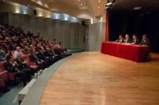 """DSC 8338 - 2019 Prof. Dr. Fuat Sezgin Yılı kapsamında  """"İslam, Bilim ve Teknoloji"""" Paneli Düzenlendi"""