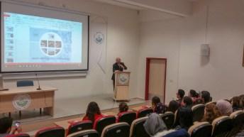 3 2 - Gerede'de Rehber Öğretmenlere Gerede Uygulamalı Bilimler Yüksekokulu'nun Tanıtımı Yapıldı