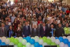 7 - BAİBÜ Gerede Uygulamalı Bilimler Yüksekokulu'nda Mezuniyet Töreni Yapıldı