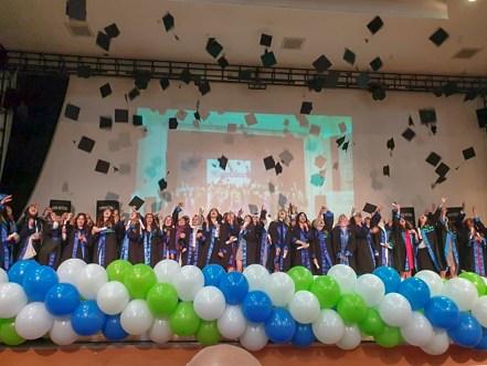 9 - BAİBÜ Gerede Uygulamalı Bilimler Yüksekokulu'nda Mezuniyet Töreni Yapıldı