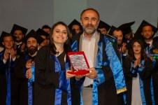 DSC 0003 10 - BAİBÜ İletişim Fakültesi Gazetecilik Bölümü İlk Mezunlarını Verdi