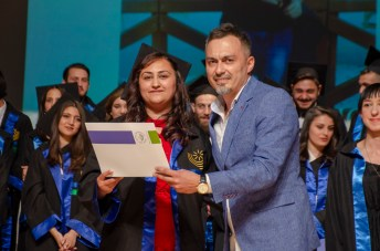 DSC 0004 - BAİBÜ İletişim Fakültesi Gazetecilik Bölümü İlk Mezunlarını Verdi