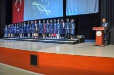 DSC 0883 - Fen Edebiyat Fakültesi'nde Mezuniyet Törenleri Yapıldı