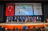 DSC 0971 - Fen Edebiyat Fakültesi'nde Mezuniyet Törenleri Yapıldı