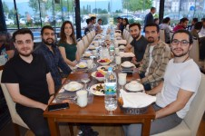DSC 3794 - Rektör Alişarlı'dan Ödüllü Proje Sahibi Mühendislik Fakültesi Öğrencilerine İftar