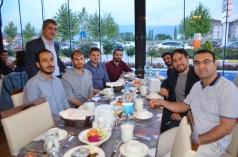 DSC 3798 - Rektör Alişarlı'dan Ödüllü Proje Sahibi Mühendislik Fakültesi Öğrencilerine İftar