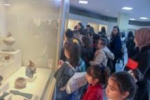 SNVK4922 - Öğretmen Adayları, İlkokul Öğrencilerine Bolu'nun Tarihi ve Kültürel Mekânlarını Tanıttı