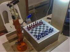 resim4 1 - BAİBÜ Öğrencilerinin Geliştirdiği Robot Kol, Üniversiteler Arası Robot Yarışmalarında İki Ödül Aldı