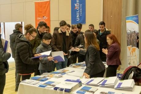 DSC09621 - BAİBÜ, Lise Öğrencilerine Kariyer Hedeflerinde Yol Gösterdi