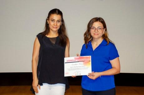 DSC 7164 1 - Üniversitemizde Annelere Özel Düzenlenen Eğitim Programı Başarıyla Tamamlandı