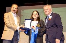 DSC 3572 - 2018-2019 Akademik Yılı Mezuniyet ve Ödül Töreninde Gurur ve Başarı