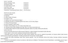 retim Üyesi İlanı Sayfa 6 - Bolu Abant İzzet Baysal Üniversitesi Akademik Personel Alım İlanı