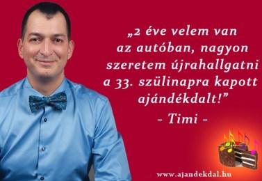 "4792689e13 huba-ajandekdal-vidam-33-szuletesnapi-ajandek-Timi-i. """