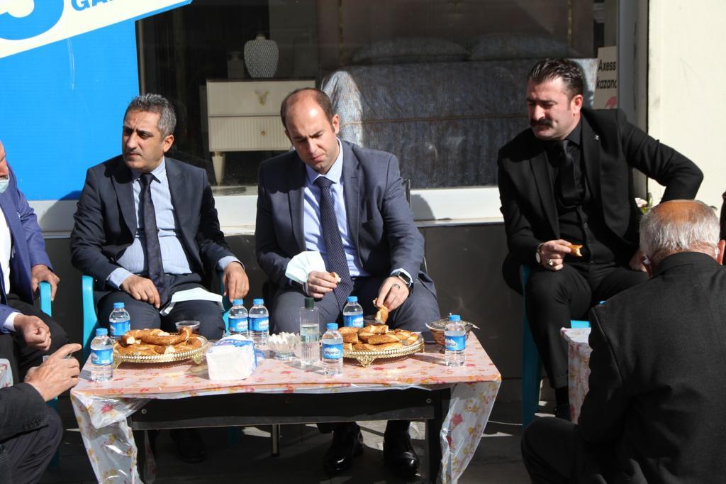 Türkmen'in Bu Haftaki Durağı Kurtuluş Mahallesi