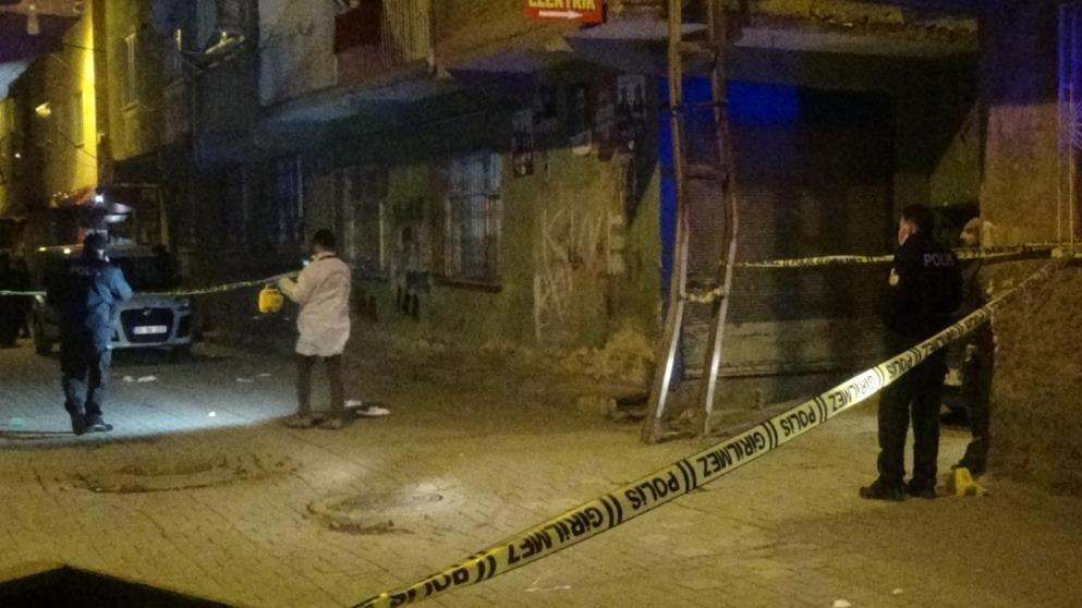 Diyarbakır'da silahlı saldırı: 1 Ağır Yaralı