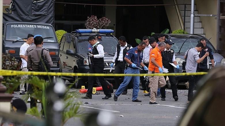 Endonezya'da kiliseye intihar saldırısı