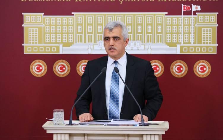 HDP Milletvekili Gergerlioğlu'nun milletvekilliği düşürüldü