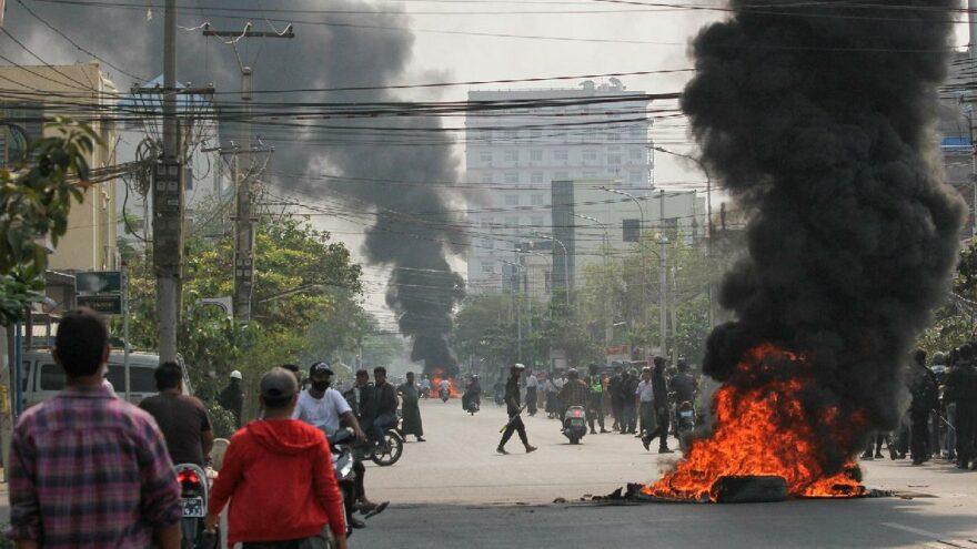 BM: Myanmar'da yaşananlar toplu katliam