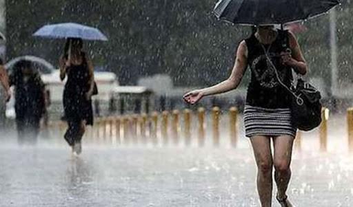 Meteoroloji'den 15 ilde sağanak uyarısı