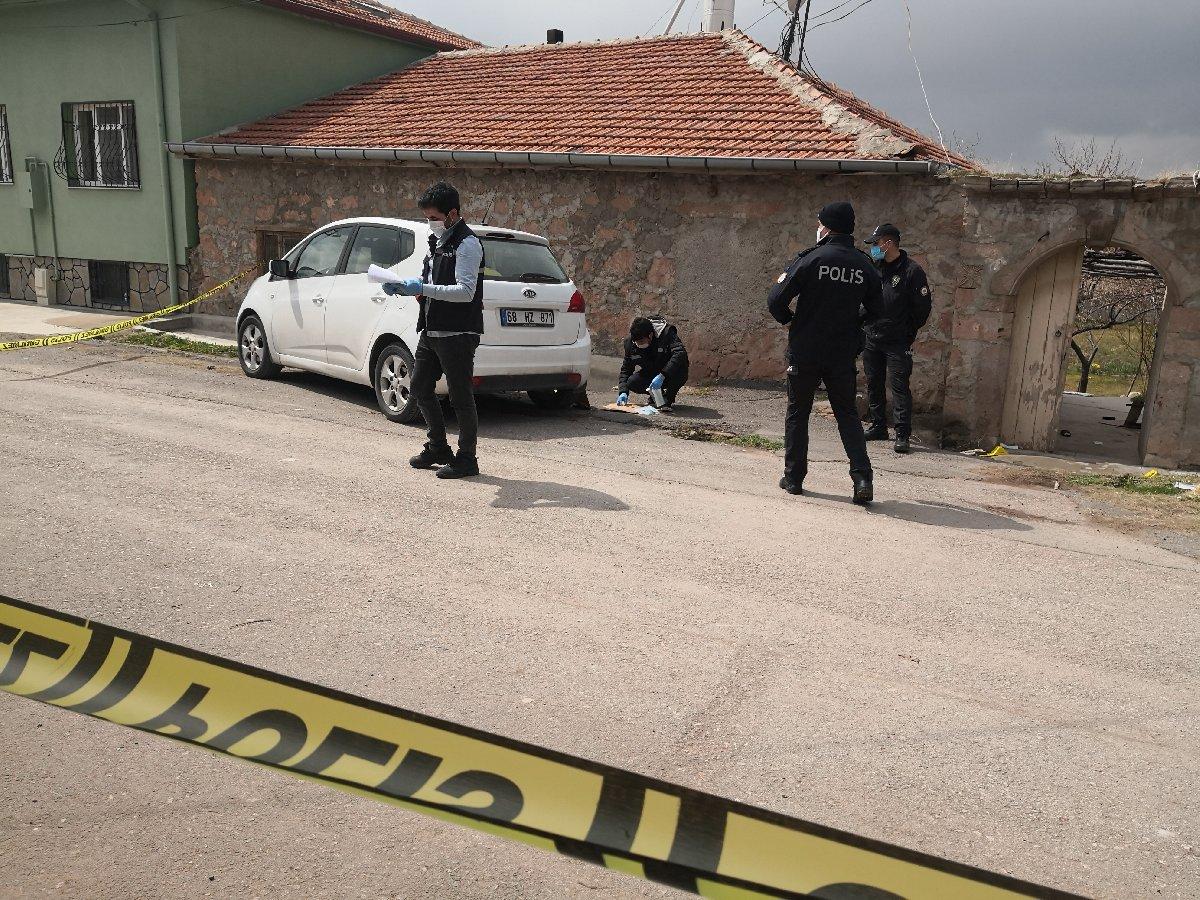 Miras cinayeti 89 yaşındaki adam gelinini öldürdü!