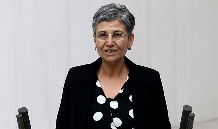 HDP'li Leyla Güven'in 22 yıllık hapis cezası onandı
