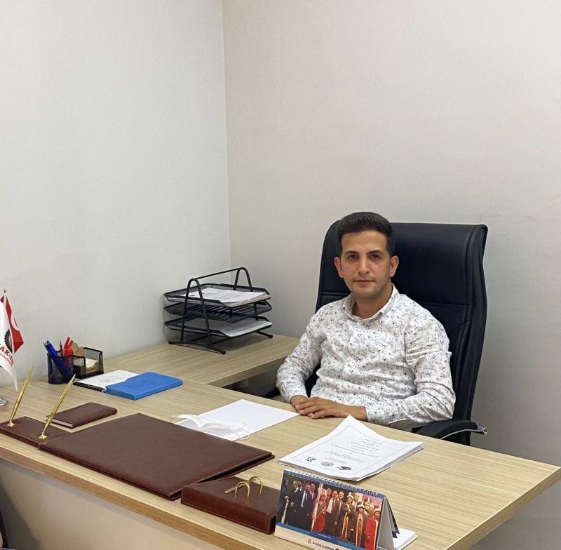 Öz Sağlık İş Diyarbakır Şube Başkanı Aküzüm'den aşı çağrısı